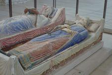 Nécropole des Plantagenêt : Henri II d'Angleterre et Aliénor d