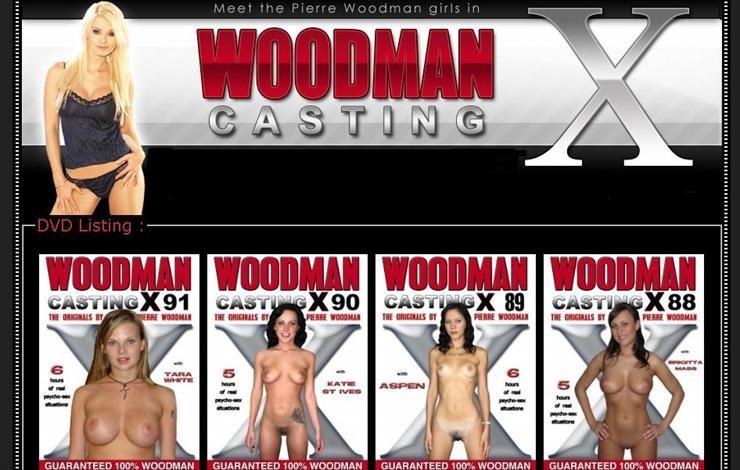 Woodmancastingx 14 09 11 Bonny Singer Hard Bed Xxx