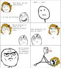 Anal revenge  Comic