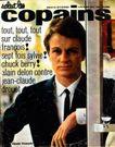 Une s�lection de couvertures de la revue Salut Les Copains : le n
