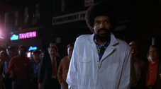 Dick Anthony Williams, who you will recognize as Officer Allen from