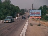 In this town a speeding ticket is a death sentence  | Cine Meccanica