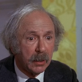 Jack Albertson Is A Fine Actor But His Portrayal Never