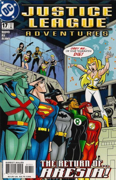 Justice League Adventures