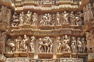 Kama-Sutra-Tempel in Khajuraho | Colin on Tour