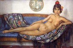 Naked Gypsy