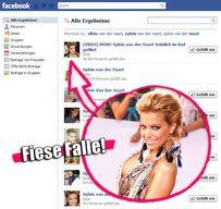 Sylvie van der Vaarts Nacktvideo auf Facebook?