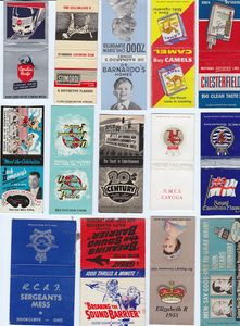 phillumenist collects matchbooks : Prince Edward County News