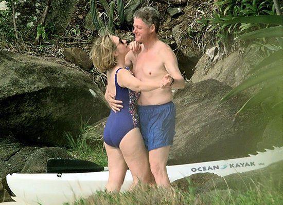 Hillary Clinton Naked