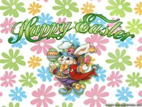 Easter Bunny wallpapers 2  Crazy Frankenstein