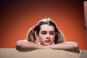 Brooke Shields in Pretty Baby 1975