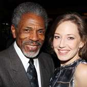 Andre De Shields And Carrie Coon Reunite In New York After Starring In