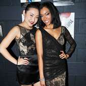 Opening Night Of Outside People - Li Jun Li - Sonequa Martin-Green