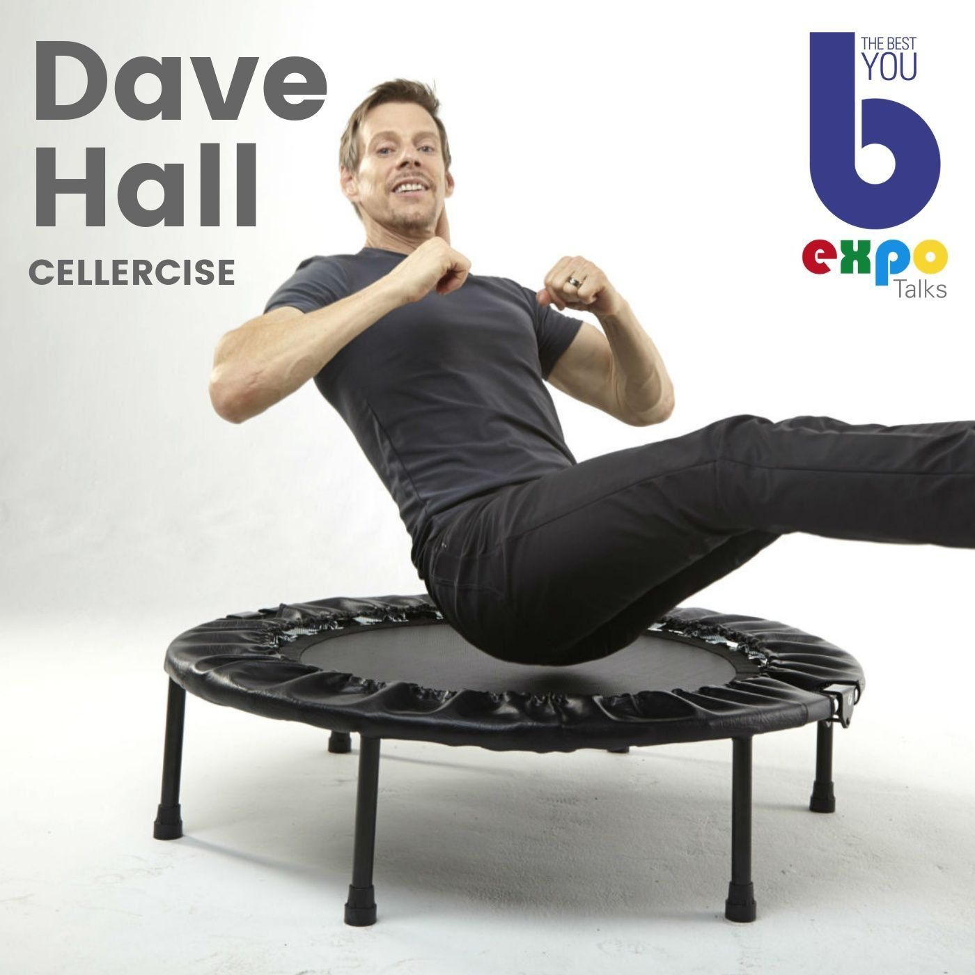 Listen to Dave Hall at The Best You EXPO