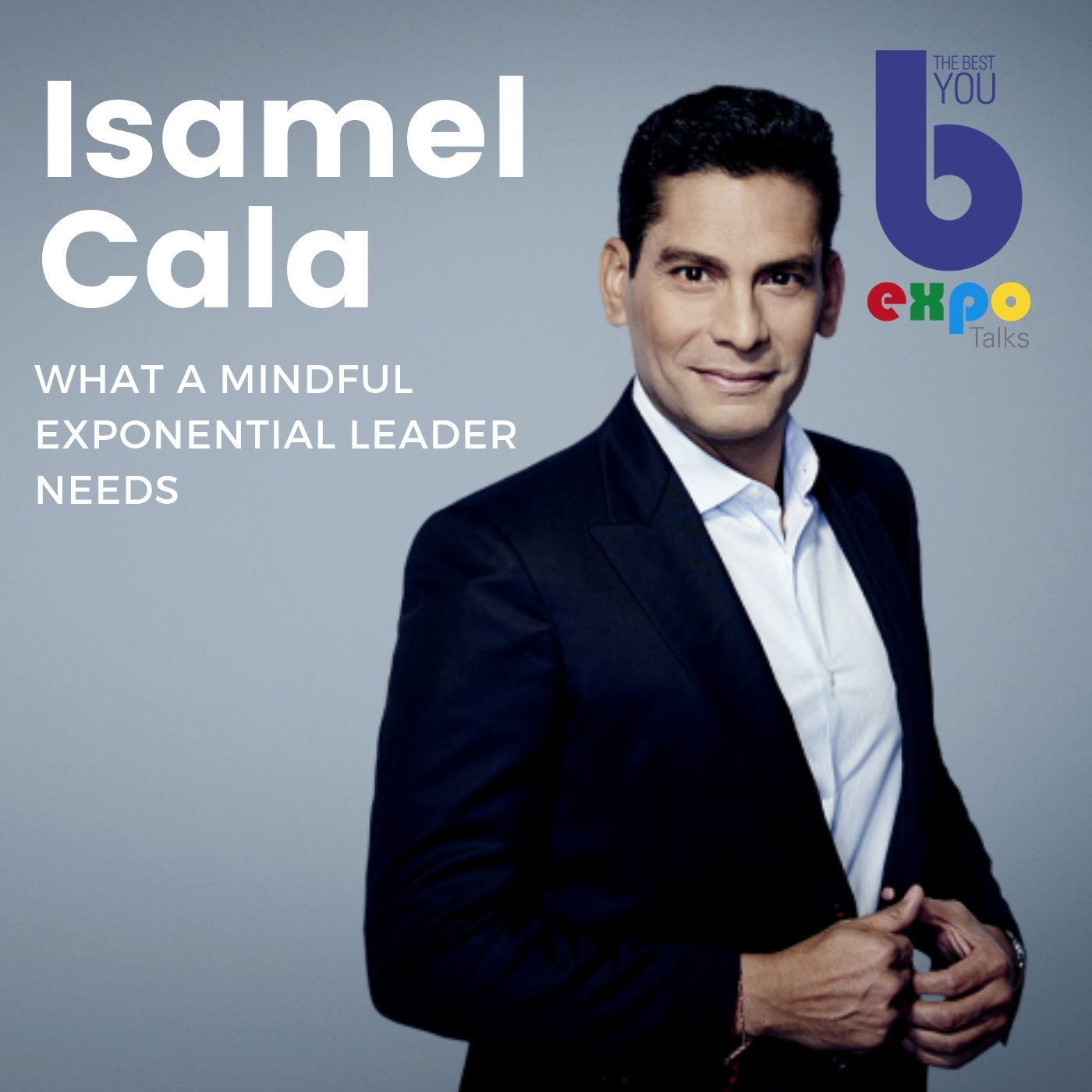 Listen to Ismael Cala at The Best You EXPO