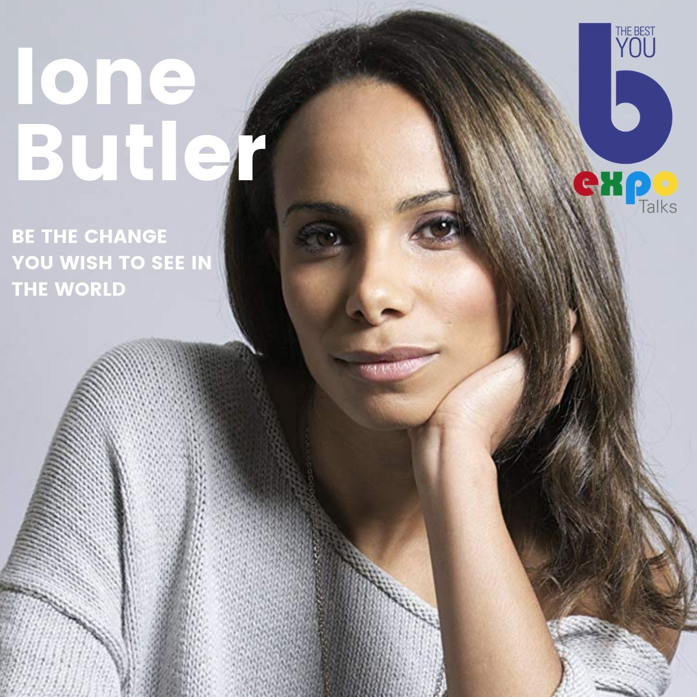 Listen to Iona Butler at The Best You EXPO