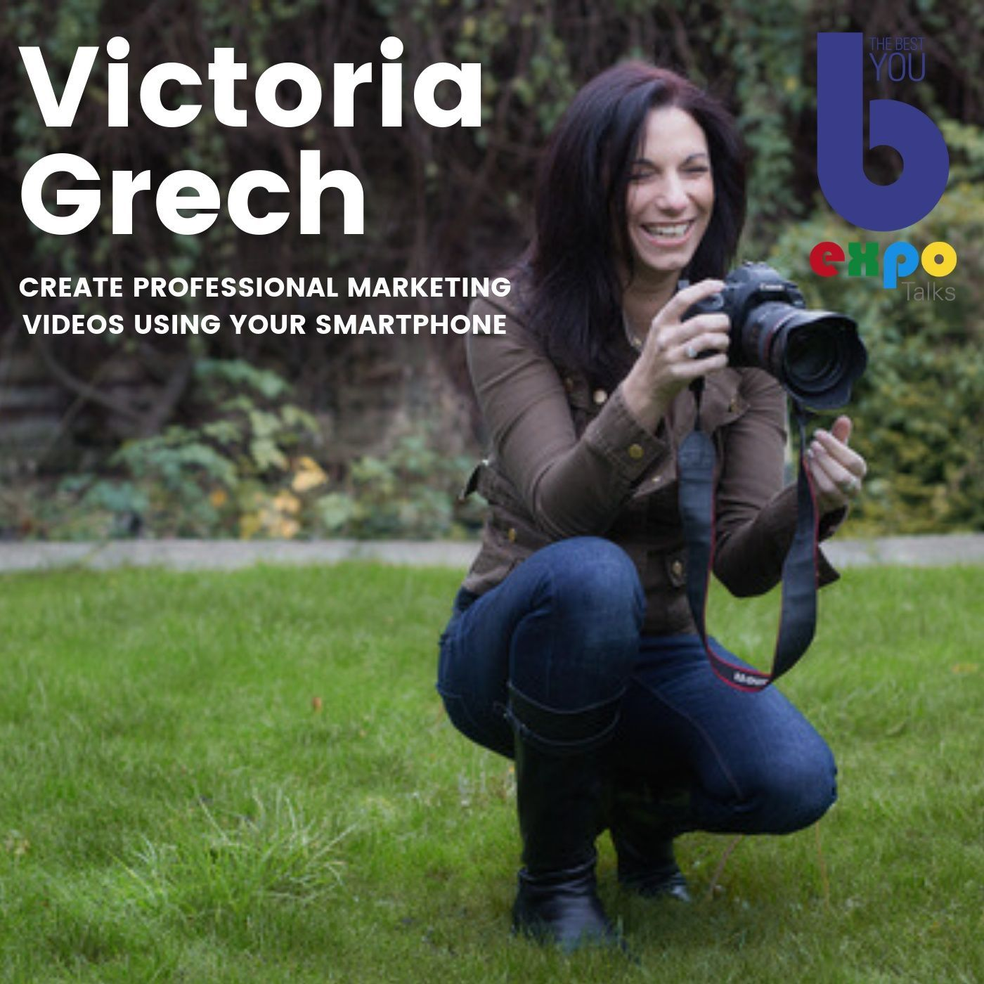 Listen to Victoria Grech at The Best You EXPO