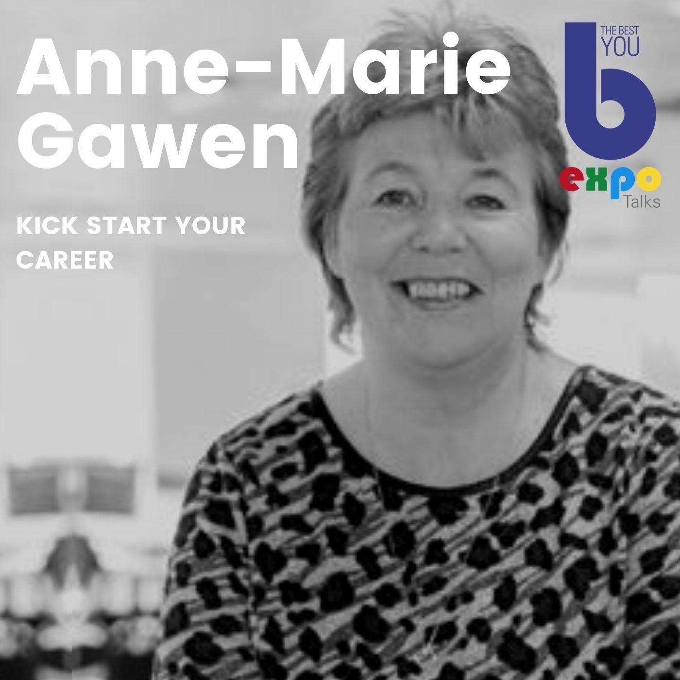 Listen to Anne Marie Gawen at The Best You EXPO
