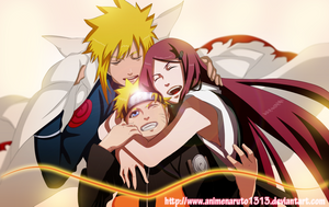 The Uzumaki Family – Naruto & Family