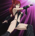 Mirajane vs Jenny � Yukino vs Kagura � Fairy Tail 163
