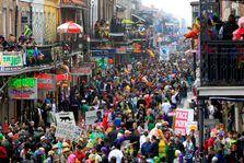 Mardi Gras celebrations fling through New Orleans