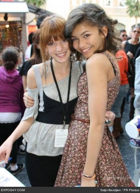 Bella Thorne And Zendaya Nudes