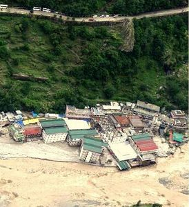 Flood in Uttarakhand : uttarakhand disaster on Rediff Pages