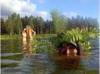 Teknik Mengintip Wanita Mandi di Sungai dengan Aman (With Pic)