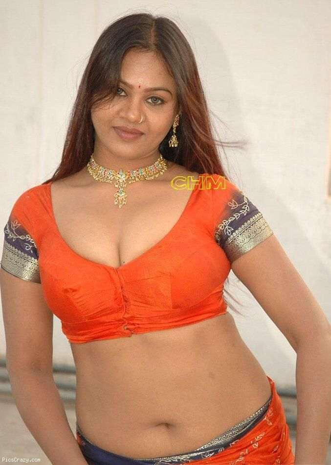 Sexy Busty Indian Aunty