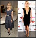The blonde starlets up the stakes with Dianna in a truly magnificent