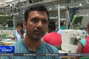 Hawassa Industrial Park providing more than 100,000 jobs to people in Ethiopia