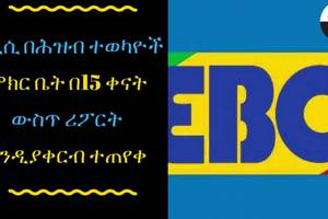 ETHIOPIA -house of representatives warns EBC