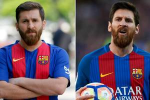 Iran: Lionel Messi lookalike almost ends up in Iranian prison