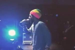 CHRONIXX Live In Addis Abbaba, Ethiopia June 19, 2016