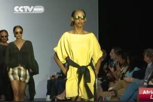 Ethiopia plays host to hub of Africa Addis Fashion Show