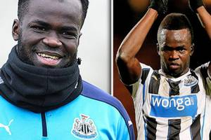 Ex-Newcastle star Cheick Tiote dies aged 30 – Watch Wonder Goal