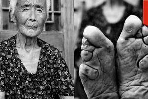 Foot binding in China: Work could be the real reason for bizarre ancient tradition