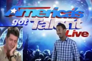 Ethiopian at America's Got Talent – Amazing confidence and Funny