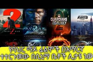 Foreign movies to be translated to Amharic and stage at Cinema