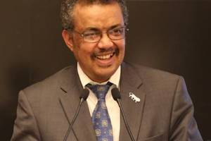 Ethiopia: Dr. Tedros Adhanom Receives Paul Harris Fellow Award – ENN News