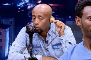 The Talented Ethiopian Artist Henok with Seifu on EBS
