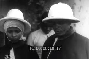 Ethiopia: A video shows marriage in Addis Ababa 1935