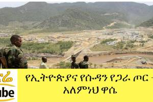 Ethiopia and sudanese forces alert on joint borders