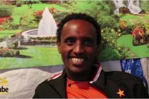 "MUST WATCH – Interview with ""Dead"" Ethiopian Man who surprises family after he survived Car Accident"