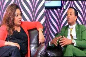 Interview with Artist Mulualem Tadesse on Jossy In Z House Show