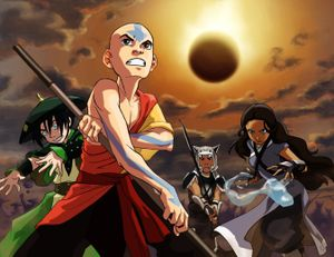 avatar the last airbender is another show that has a priority on our