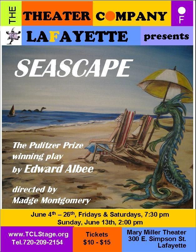 Seascape Playwright