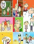 Channel Disney Junior Charlie and Lola Stickers: Everything Else