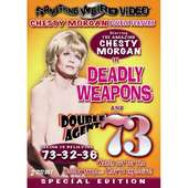 Com: Deadly Weapons   Double Agent 73 (Special Edition): Chesty Morgan