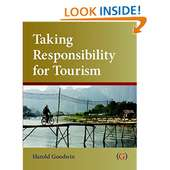 Taking Responsibility For Tourism EBook: Harold Goodwin: Kindle Store